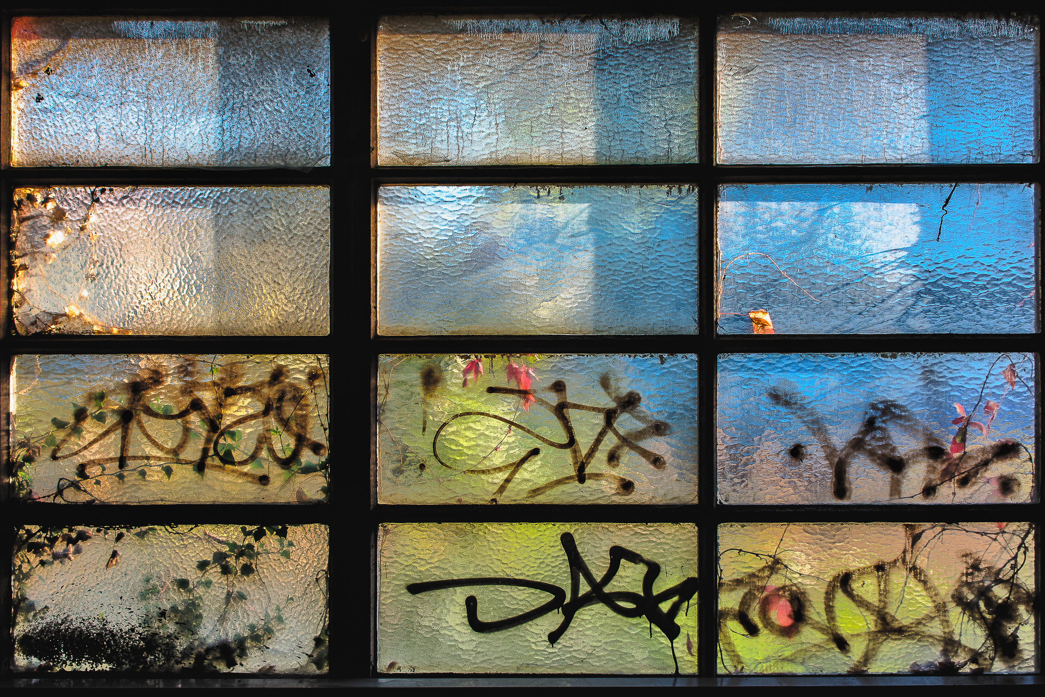 Graffitis tags