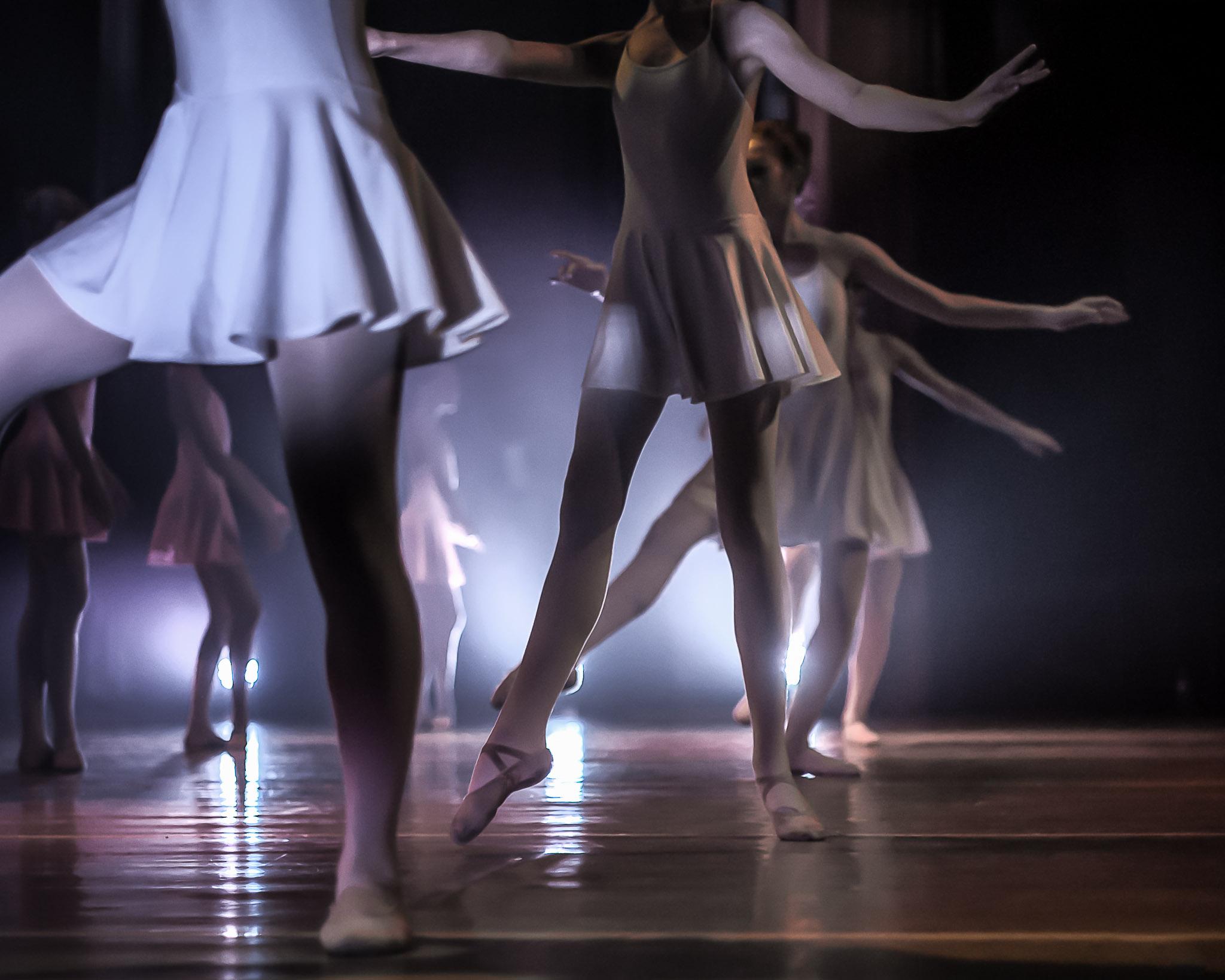 Répétition de danse