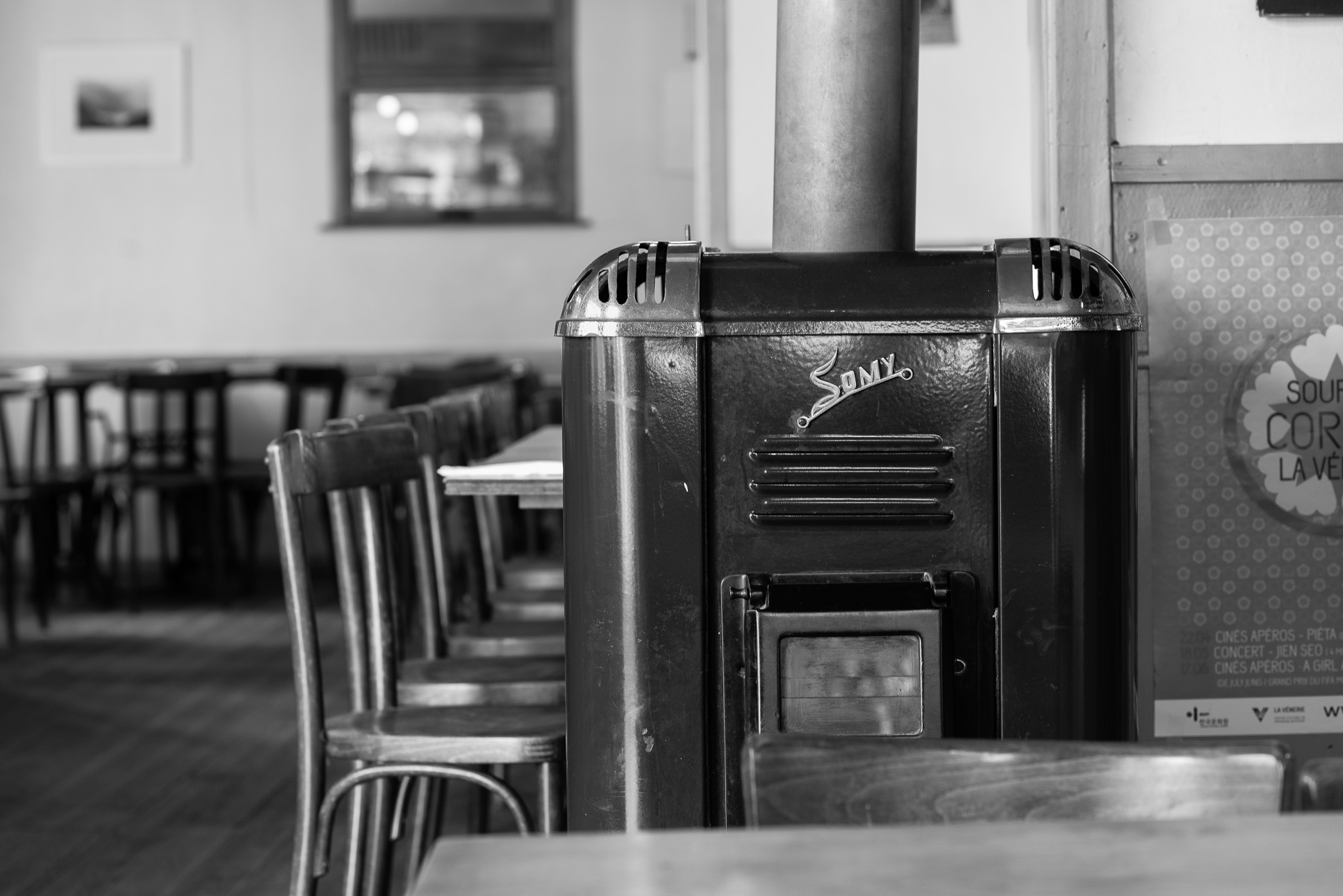 Bar Café à Bruxelles