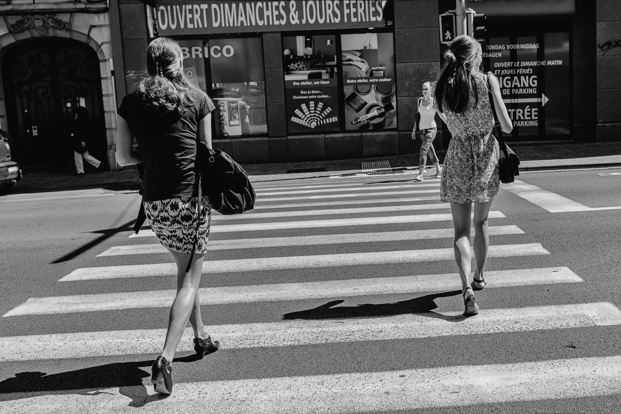 Bruxelles Street Photography Marc Feron